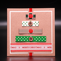 Luxury Handmade Christmas Cards With Free Personalisation