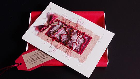 Eternal design hand made luxury greeting card birthday cards eternal design hand made luxury card m4hsunfo